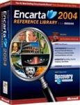Microsoft Encarta Reference Library 2004 (Large Box)