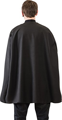 Black Superhero Cape (One Size Fits All)