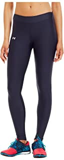 Under Armour Women's UA ColdGear® Compression Leggings Large Midnight Navy