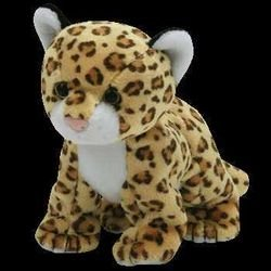 TY Beanie Baby - LEELO the Leopard - 1