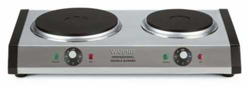 Waring Pro DB60 Portable Double Burner