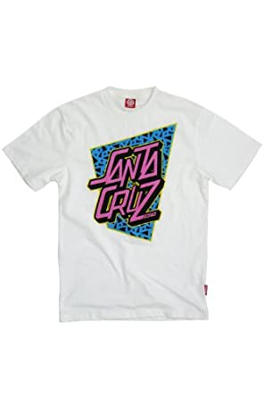 Santa Cruz Vice Tee - White