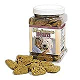 Wholesome Hearts - Low Fat Dog Treats - 12 oz. Container