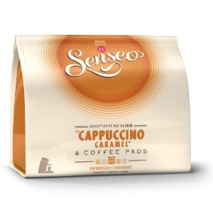 Buy Philips Senseo Pads Cappuccino Caramel - Philips
