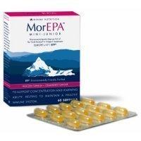 Minami Nutrition MorEPA Mini Junior - Omega 3 - 60 Softgels