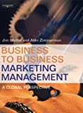 Business-to-business marketing management:a global perspective