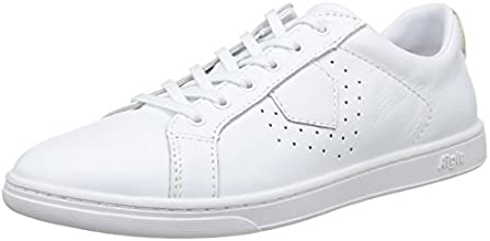Aigle Yarden Time, Baskets mode homme - Blanc (White Ltr), 40 EU