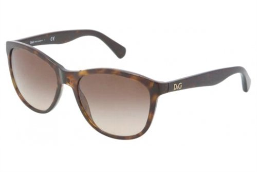 Dolce-Gabbana-Womens-DD-3091-Tortoise-Brown-shaded-Organic-Sunglasses-lenses-55-mm