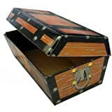 Rhode Island Novelty Pirate Treasure Chest