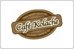 Cafe Kolache Gift Card ($10)