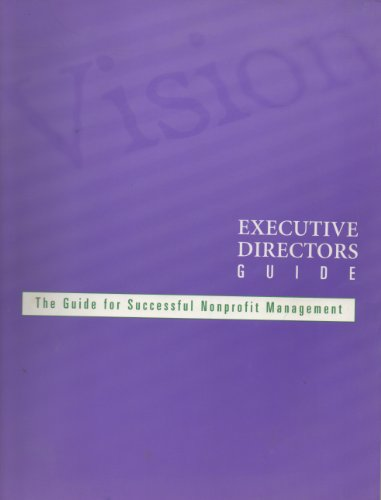 Executive directors guide: The guide to successful...