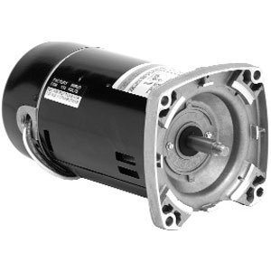 Emerson EB852 Square Flange Pool Motor 3/4 HP