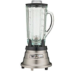 Waring MBB518 Professional Quality Food & Beverage Blender, Stainless Steel