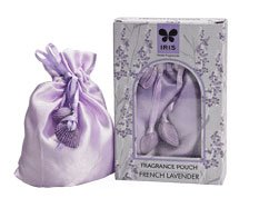 Iris French Lavender Fragrance 40g Eva Beads Pouch