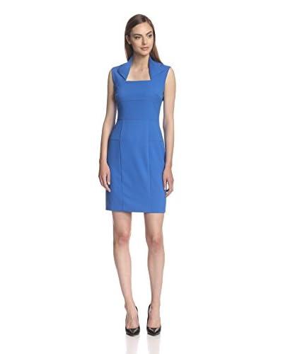 Marc New York by Andrew Marc Women's Envelope Collar Dress
