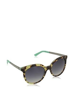 Gucci Gafas de Sol 3674/S 89_H4Y (53 mm) Marrón / Verde