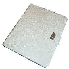 Atti Schutzhülle Klapptasche Case Tasche für iPad 1, ipad 2, ipad 3- weiß