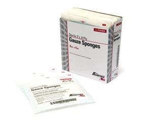 PRO ADVANTAGE® GAUZE SPONGES - STERILE - Gauze Sponge, 2s, 4