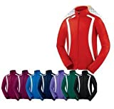 Asics YT926/YT927 Men's and Junior's Caldera™ Warm Up Jacket (Call 1-800-234-2775 to order)