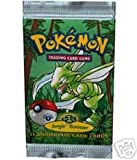 Pokemon Card Game Jungle Booster Pack