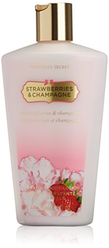 Victoria's Secret discount duty free Victoria's Secret VS Fantasies Strawberry und Champagne femme / women, Bodylotion, 1er Pack (1 x 250 ml)