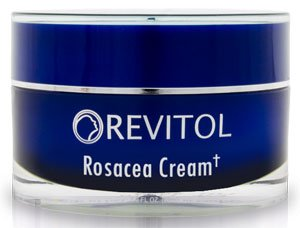 Revitol Rosacea Treatment Cream - Natural Remedy for Rosacea - Rosacea Cure Formula Skin Treatment