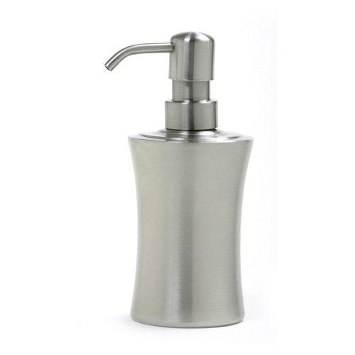 Norpro Stainless Steel Soap Dispenser, 12-Ounce