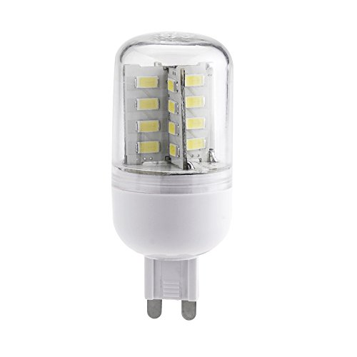 Kkmoon G9 3.5W 5630 Smd 32 Leds Energy Saving Corn Light Lamp Bulb 360 Degree Lighting Angle Warm White 200-230V