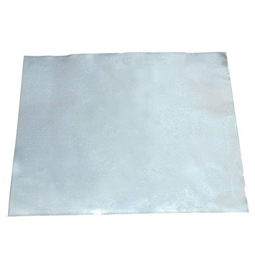 Doradus haute pureté 99.9% plaque de tôle de zinc pur 100mm x 100mm x 0.2mm