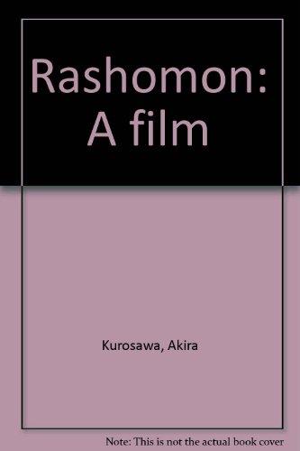 rashomon essay questions Video essay based on rashomon, the 1950 jidaigeki film directed by akira kurosawa music: rashomon theme - fumio hayasaka for educational purposes only.