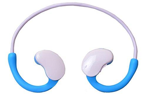 Hangout Bluetooth Headphone HOE-603(Blue & White)