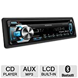 Kenwood KDC-BT555U In-Dash CD/MP3/USB Car Stereo Receiver with Bluetooth