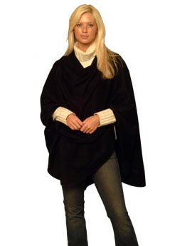 CAPE-CASHMERE CAPE from Cashmere Pashmina Group