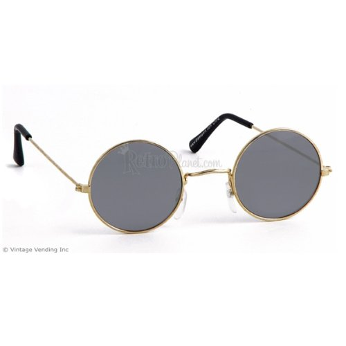 Elope Authentic Gold John Glasses