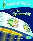 Read at Home: The Spaceship, Level 3c