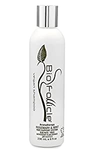 Bio Follicle Shampoo, Rosemary and Mint, 8 Fluid Ounce