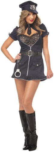 California Costumes Women's Candy Cop Costume