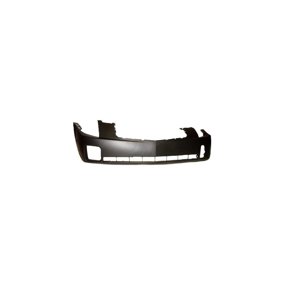 OE Replacement Cadillac CTS Front Bumper Cover (Partslink Number GM1000656) Automotive