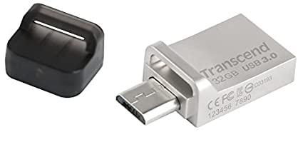 Transcend JetFlash 880S 32GB Pendrive