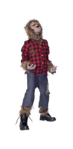 Wolfman Costume - Child Costume