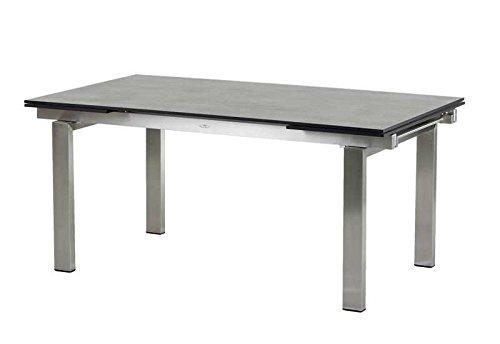 Diamond Garden DiGaCompact-Tischplatte f. Tischgestell Neapel Fleetwood Pine Anthrazit bestellen