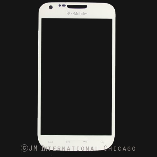 Epartsolution-Samsung Galaxy S 2 Ii T-989 Touch Screen Lens White Front Glass Outer Lens Repair Part Usa Seller front-568842