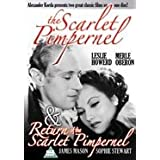 The Scarlet Pimpernel [1934] / Return of the Scarlet Pimpernel [1937]by Leslie Howard