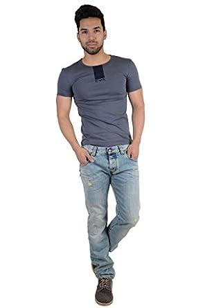 """Armani Jeans """"Slim Fit"""" Men's Jeans US 42 / IT 58 Light Blue"""