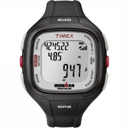 Timex Ironman Easy Trainer Gps Nero/Grigio/Rosso ND