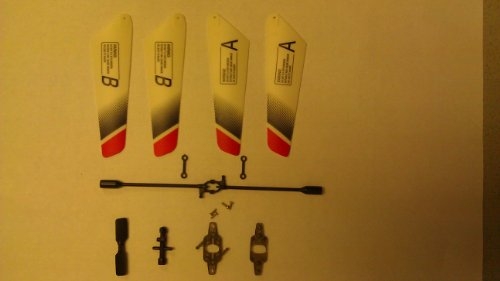 JXD 339 RC HELICOPTER REPLACEMENT PARTS SET - 1