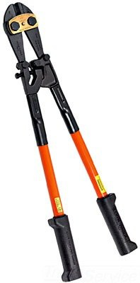 Klein Tools 63342 42-Inch Bolt Cutter with Steel Handles