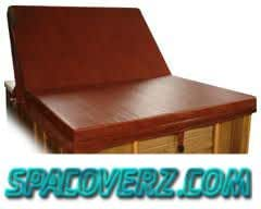 Crown Spas Crown 7 Octagon Hot Tub Cover