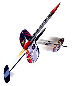 Estes 2186 Eagle Boost Glider Flying Model Rocket Kit