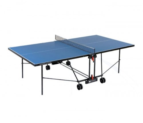 TENNIS TAVOLO GARLANDO PROGRESS OUTDOOR blu